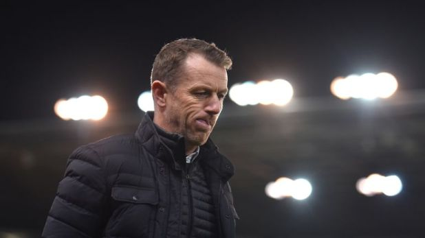 Gary Rowett was sacked by Stoke on Tuesday
