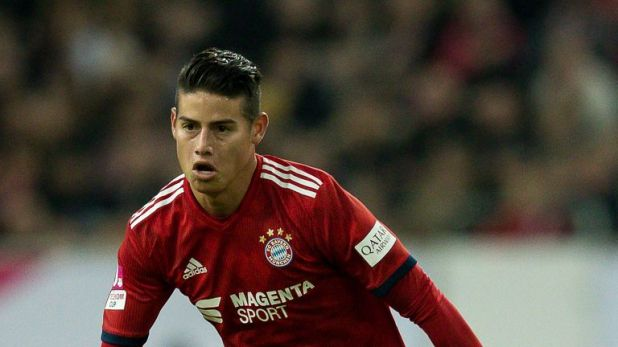 Rodriguez has been on loan at Bayern since 2017