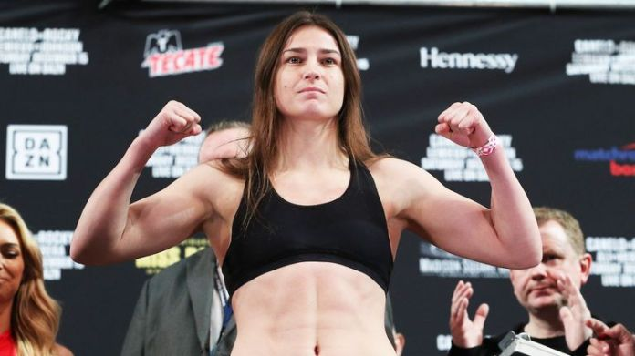 Katie Taylor talks about Whyte-Povetkin box office bill on August 22