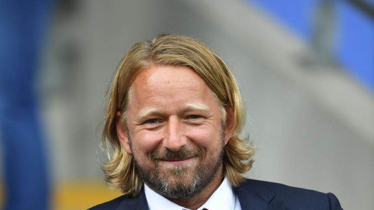 Sven Mislintat left Arsenal after 14 months at the club