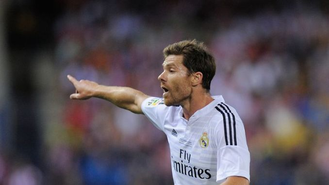 Xabi Alonso was also in court on Tuesday