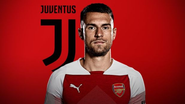 Aaron Ramsey will join Juventus in the summer from Arsenal
