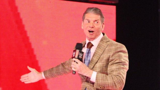 Vince McMahon made the decision to suspend Lynch