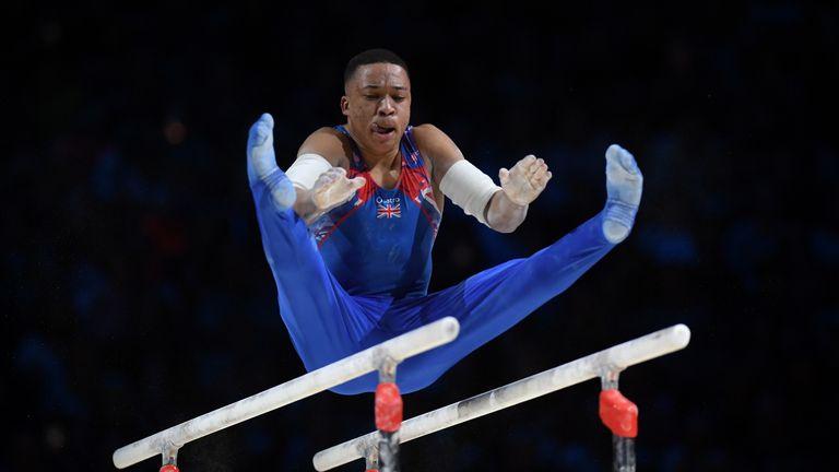Gymnast Joe Fraser fourth in World Cup in Birmingham | News