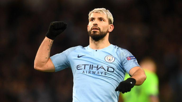Sergio Aguero Has Carried The Burden For Manchester City