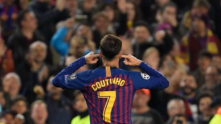 Philippe Coutinho still wanted by Bayern Munich – European