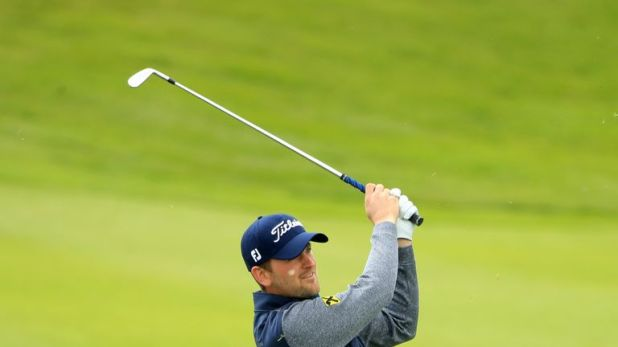 Wiesberger's chip-in for eagle at the 11th was pivotal