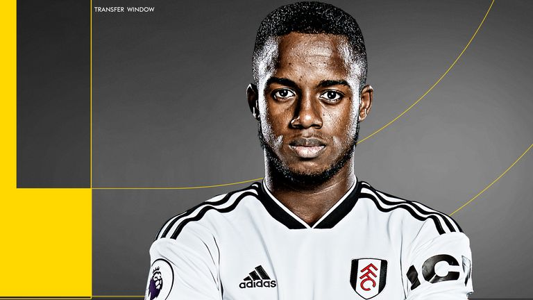 Transfer goal: Ryan Sessegnon linked with Manchester United
