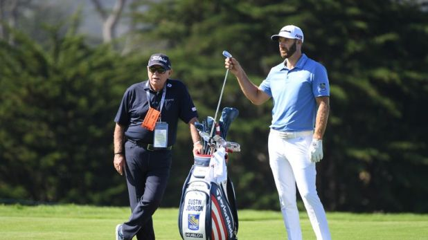 Dustin Johnson has been working with Butch Harmon ahead of the US Open