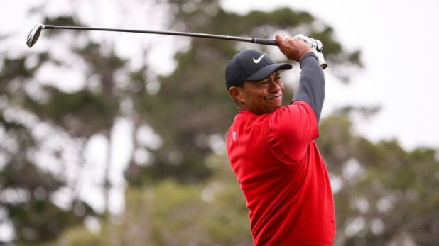 Woods is looking forward to seeing Royal Portrush for the first time