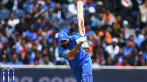 Virat Kohli reached 11,000 ODI runs in just 222 innings