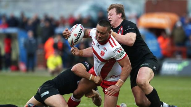 London Broncos and Hull KR face off in a crucial relegation clash on Thursday