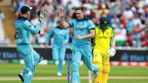 Chris Woakes was excellent as he took 3-20