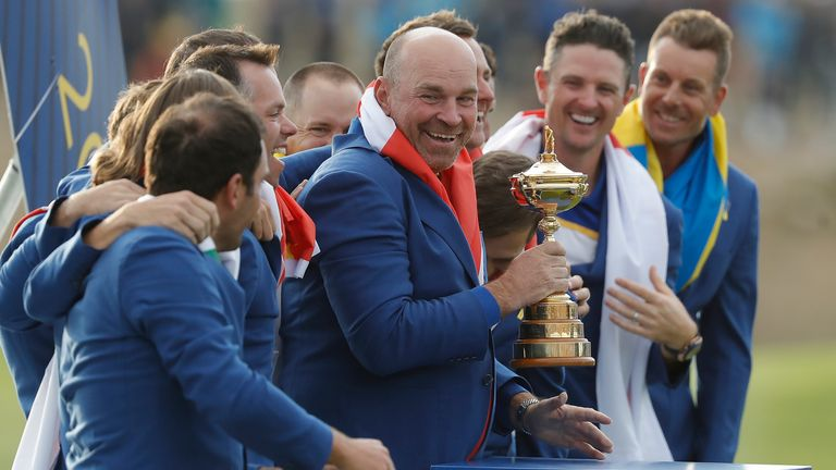 Ryder Cup 2020 Pundits Predict European Team For