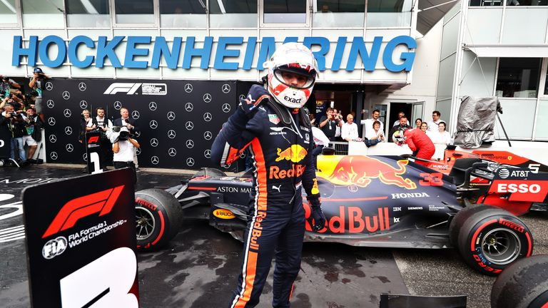 Max Verstappen Looking Set For F1 2020 At Red Bull F1 News