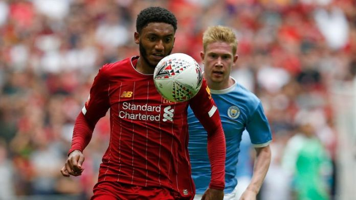 Joe Gomez can be used as a right-back to strengthen Liverpool's defense