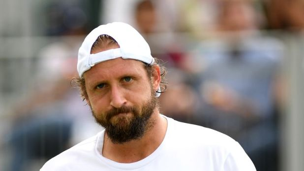 Tennys Sandgren has never previously played Murray