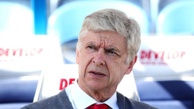 Arsene Wenger has delivered his assessment of the current Manchester United side