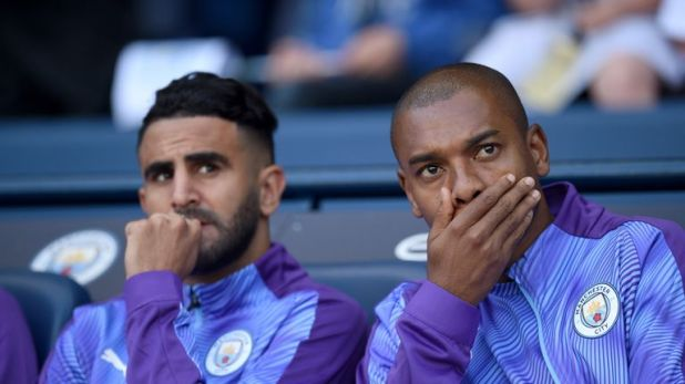 Fernandinho is 'so important' for Manchester City, says Guardiola