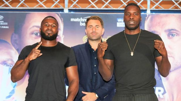 Lawrence Okolie challenges European champion Yves Ngabu at The O2