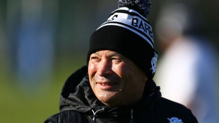 Eddie Jones liderará a los Bárbaros contra Fiji en Twickenham