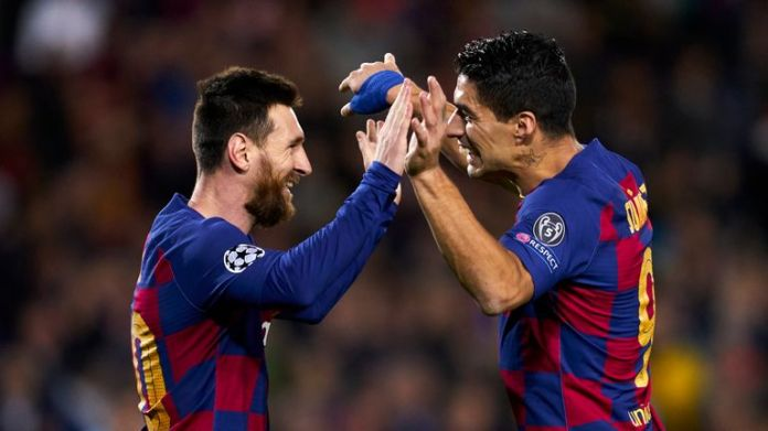 Lionel Messi and his Barcelona teammates agreed to a 70% pay cut