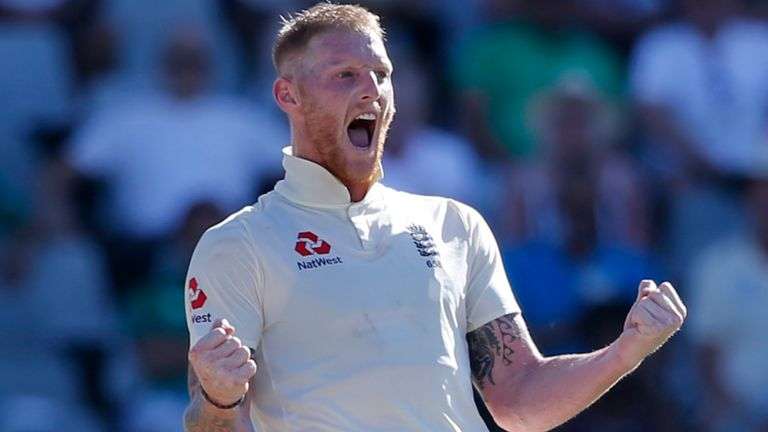 Ben Stokes propelled England to victory over South Africa in Cape Town in January