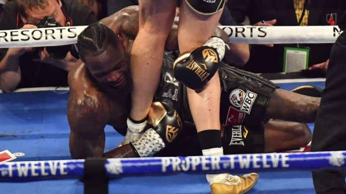 Wilder's reign was conclusively ended by Fury
