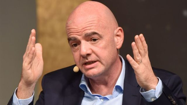 Infantino: 'I remain fully supportive of the judicial process, and FIFA remains willing to fully co-operate with the Swiss authorities for these purposes'