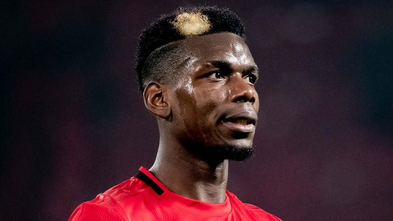 Ole Gunnar Solskjaer says Manchester United midfielder Paul Pogba is almost ready to return to training