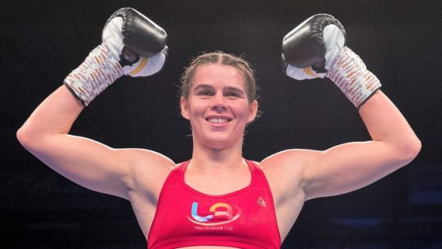 Savannah Marshall faces Hannah Rankin on Usyk-Chisora bill