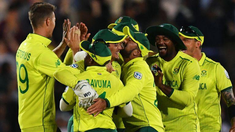 South Africa Vs England Highlights Stats Sky Sports