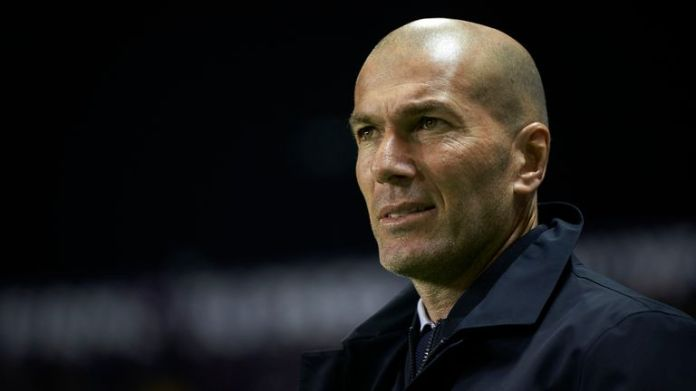 Real Madrid head coach Zinedine Zidane has also agreed to cut his salary