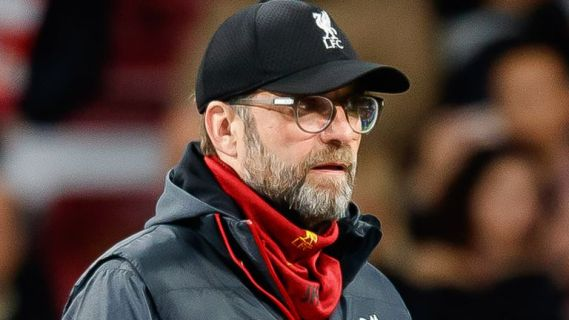Jurgen Klopp says it hurts to be separated from his Liverpool players during the coronavirus lockdown