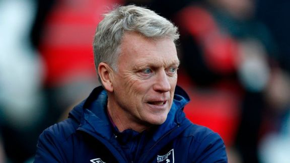West Ham manager David Moyes missed Tuesday's Carabao Cup match against Hull