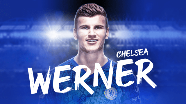 Timo Werner: Chelsea complete signing of RB Leipzig forward ...