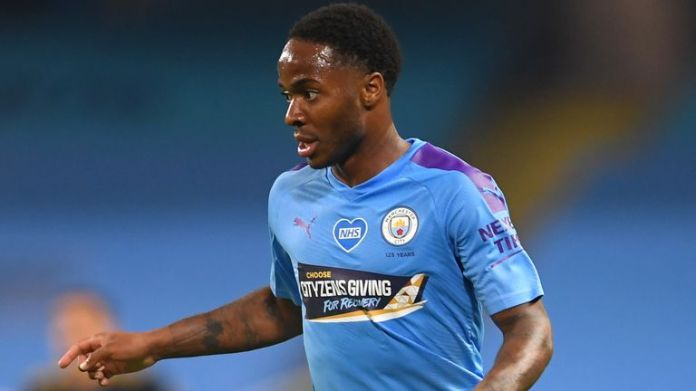 Manchester City's Raheem Sterling has been vocal in speaking out against inequality in all aspects of society