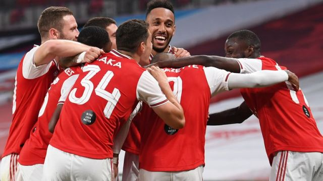 Arsenal have a run of testing away games early on