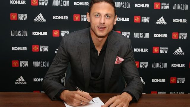 Nemanja Matic has signed a new three-year deal at Manchester United