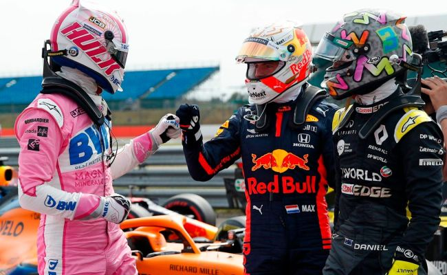 Nico Hulkenberg Hailed By F1 Pundits Rivals At