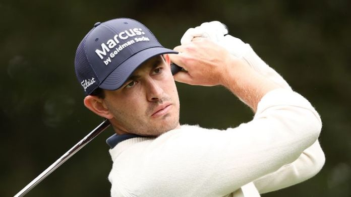 Cantlay finished with a nine-birdie 65