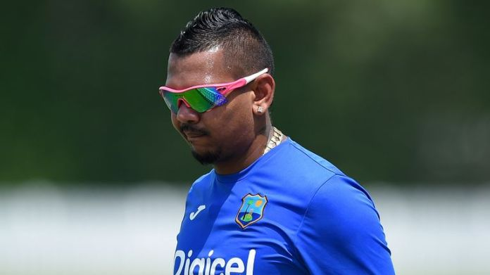 Narine has taken 20 wickets 390 in his career