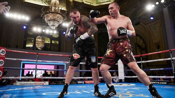 Zhang has not fought since outpointing Andriy Rudenko a year ago