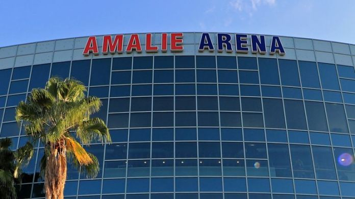 The Amalie Arena in Tampa could host Toronto Raptors 'home' games in the forthcoming NBA season