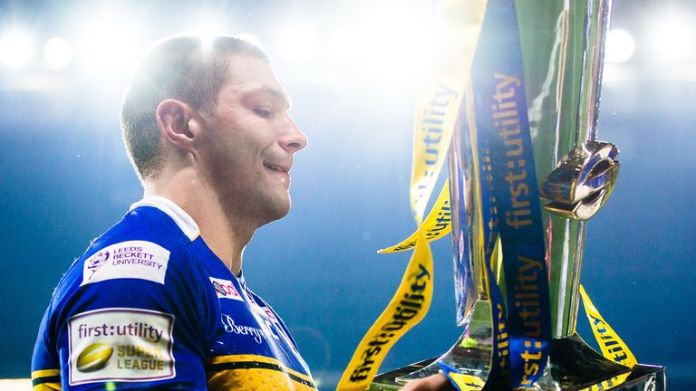 Hall was a multiple Super League Grand Final winner with Leeds