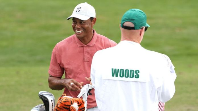 Woods is being cautious with his preparation