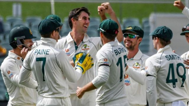 Australia lead the four-match Test series 1-0, after an eight-wicket win in the opening Test in Adelaide