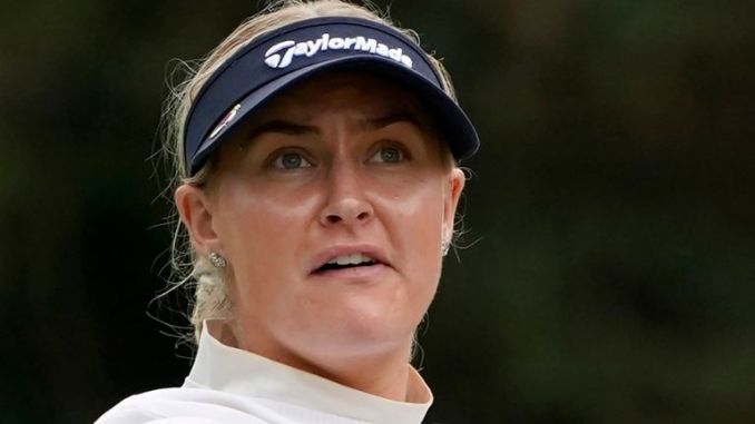 Can Charley Hull claim a maiden major title this week?