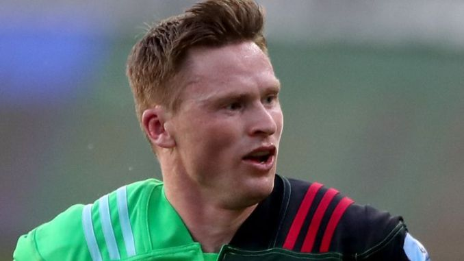 Ashton joined Worcester from Harlequins in January