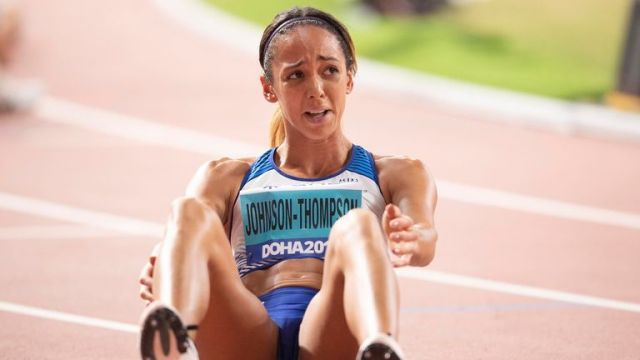 Johnson-Thompson finished 14th at the 2012 London Olympics and was sixth in Rio four years later